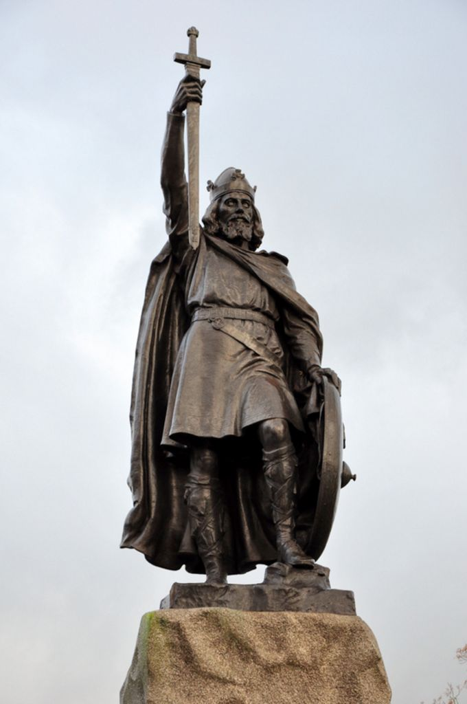 Was Alfred the Great Just a King that was Great at Propaganda?
